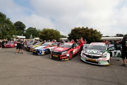 BTCC Shootout Cars