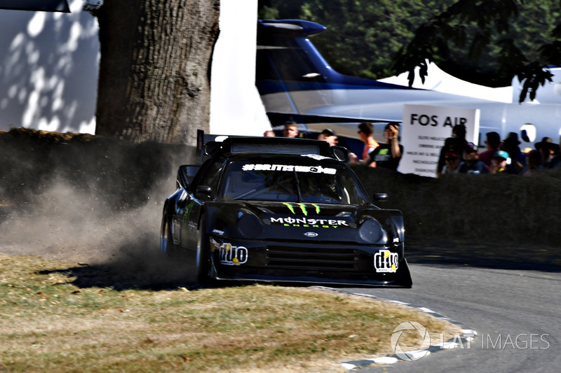 Ford RS200 Pikes Peak Liam Doran