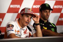 Press Conference, Valentino Rossi, Marc Marquez, Repsol Honda Team