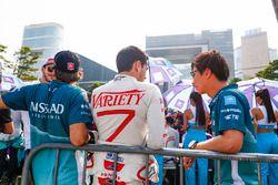 Antonio Felix Da Costa, Andretti Formula E, Jerome D'Ambrosio, Dragon Racing, Kamui Kobayashi, Andre