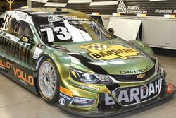 Car of Sergio Jimenez
