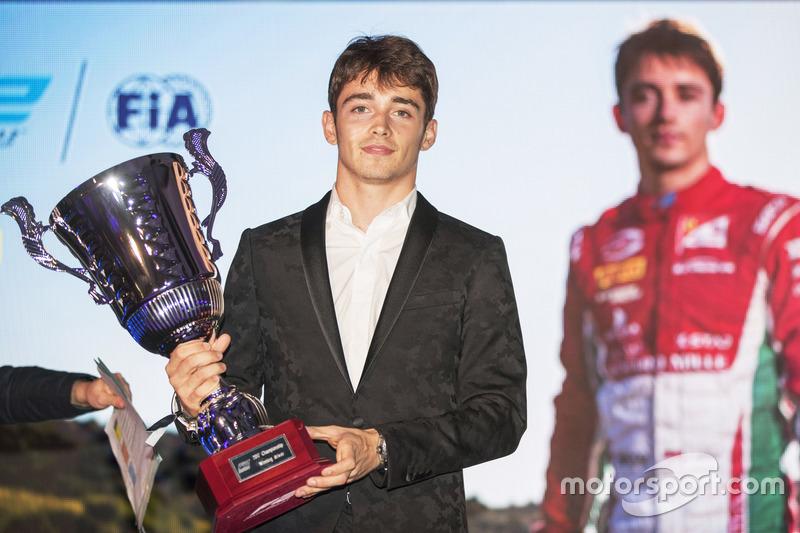 2017 - Título na Fórmula 2