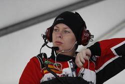 Кристина Нильсен, Wright Motorsports