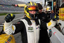 GTLM Pole Winner #3 Corvette Racing Chevrolet Corvette C7.R, GTLM: Jan Magnussen