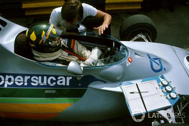 Wilson Fittipaldi - de 1972 a 1975 - 35 corridas