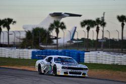 #12 TA2 Dodge Challenger, Marc Miller of Stevens Miller Racing