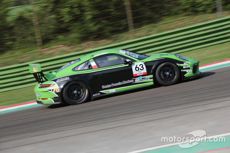 Luca Pastorelli, Dinamic Motorsport