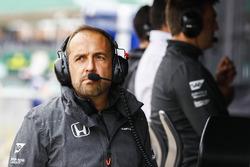 Головний інженер McLaren Метт Морріс