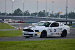 #09 TA4 Ford Mustang: Chris Outzen of DWW Motorsports