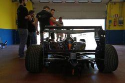 Corso sui motori elettrici di Formula E