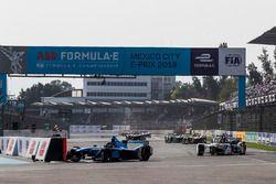Sébastien Buemi, Renault e.Dams, au départ