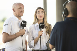 Matt Birt, Amy Dargan, Dorna TV