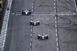 Josef Newgarden, Team Penske Chevrolet, Simon Pagenaud, Team Penske Chevrolet, Will Power, Team Pens