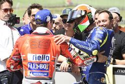 Valentino Rossi, Yamaha Factory Racing, Jorge Lorenzo, Ducati Team,  Italian MotoGP 2018