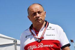 Frederic Vasseur, Sauber, director del equipo