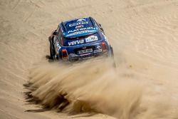 جاكوب برزيغونسكي، رالي قطر الصحراوي
