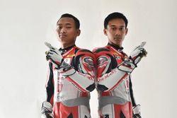 AP250: Rheza Danica dan Awhin Sanjaya, Astra Honda Racing Team