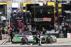 Christopher Bell, Joe Gibbs Racing, Toyota Camry GameStop Seagate