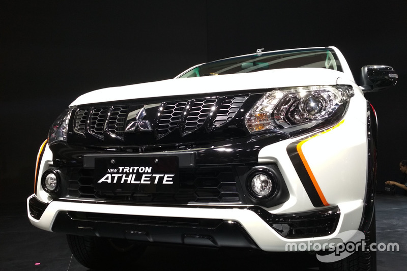 Mitsubishi New Triton Athlete
