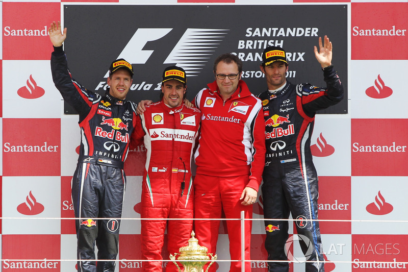 2011: Fernando Alonso