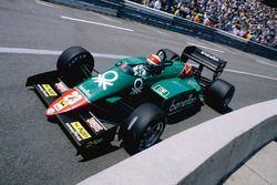 Eddie Cheever, Alfa Romeo 185T
