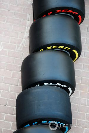 Pirelli bandensoorten voor 2018