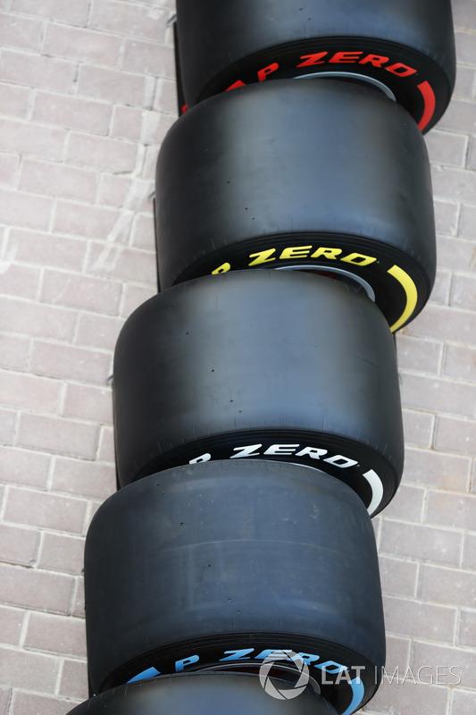 Pirelli 2018 lastikleri