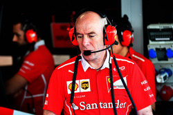 Jock Clear, Ferrari Chief Engineer