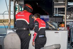 Audi Sport Team WRT Ingenieros de equipo