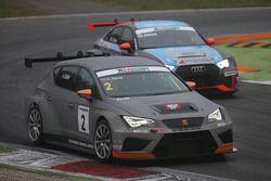 Jordi Gene, Seat Motorsport, Seat leon Racer-TCR