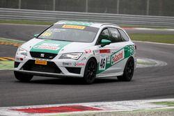 Seat Leon Cupra ST-TCS2.0 #46: Brambilla-Covini