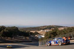 #17 GMG Racing Porsche 911 GT3 R: Alec Udell, Wolf Henzler