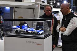 Een Amalgam model op de Autosport Show