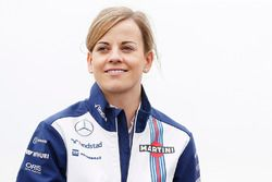 Susie Wolff, Williams development driver