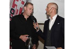 Frédéric Neff alla premiazione dell'ASS a Berna