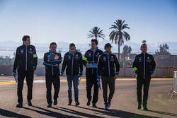 Sébastien Buemi, Renault e.Dams, Nicolas Prost, Renault e.Dams