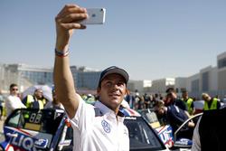 #130 Liqui Moly Team Engstler Volkswagen Golf GTi TCR:  Jean Karl Vernay