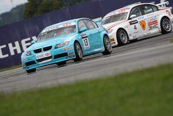 İbrahim Okyay, BMW 320si, Borusan Otomotiv Motorsport, Alessandro Zanardi, BMW 320si, BMW Team Italy