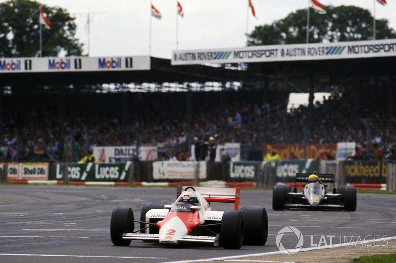 1985年:アラン・プロスト(マクラーレン)