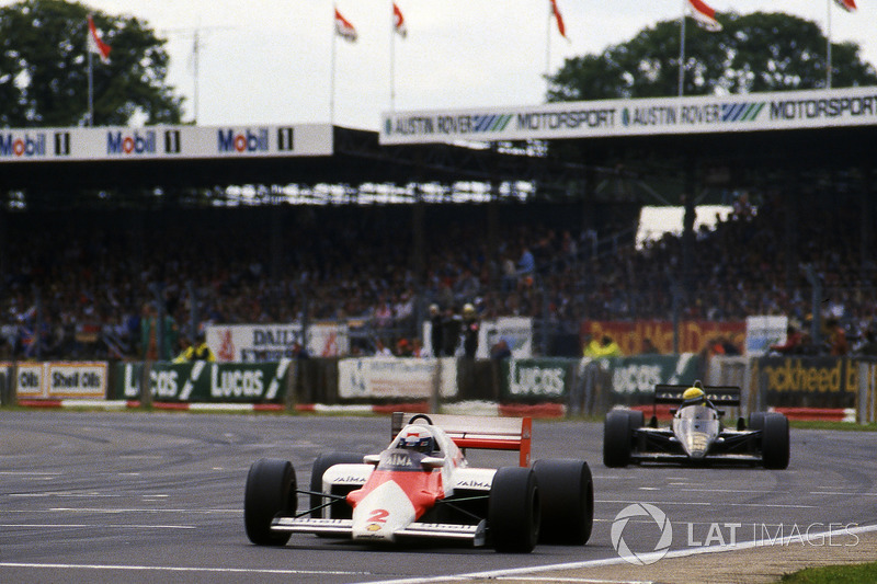 1985 Brit GP