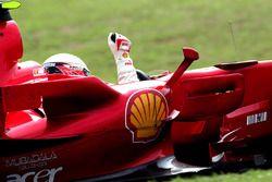 Wereldkampioen Kimi Raikkonen, Ferrari
