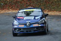 Ismael Vuistiner, Florine Kummer, Renault Clio R3T, Vuistin Team, Ecurie 13 Etoiles