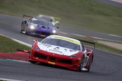 #513 Cornes Tokyo Ferrari 488: Makoto Fujiwara