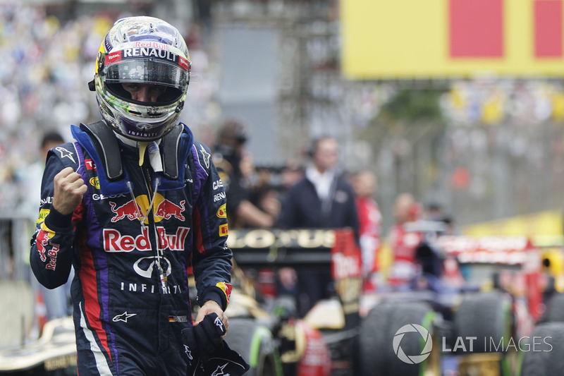 2013 - Sebastian Vettel, Red Bull Racing