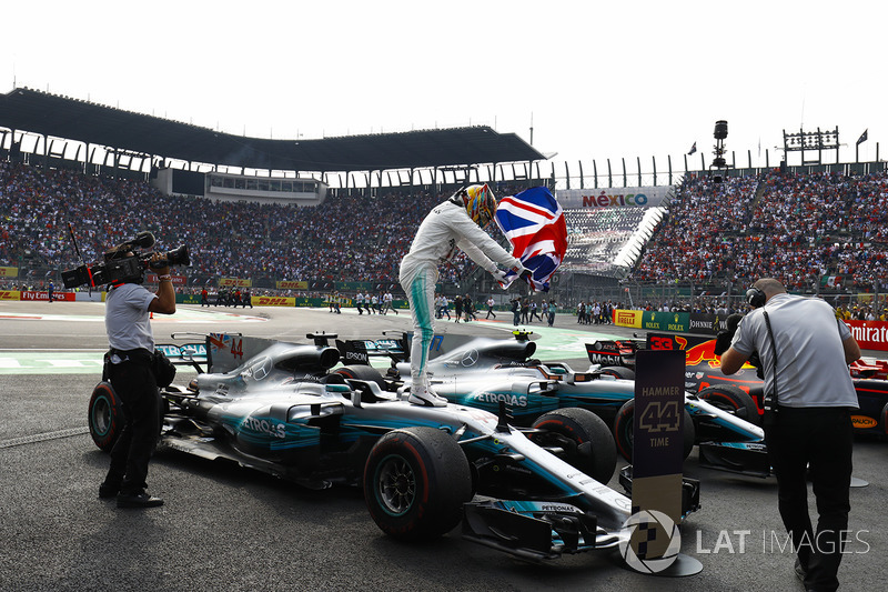 9e : Lewis Hamilton (Mercedes)