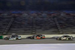 Brennan Poole, Chip Ganassi Racing Chevrolet, Christopher Bell, Joe Gibbs Racing Toyota, Spencer Boy
