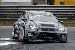 John Filippi Team OSCARO by Campos Racing Cupra TCR