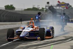 J.R. Hildebrand, Dreyer & Reinbold Racing Chevrolet