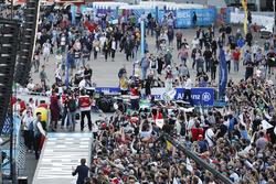 Daniel Abt, Audi Sport ABT Schaeffler, wins the Berlin ePrix