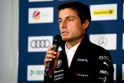 Press Conference, Bruno Spengler, BMW Team RBM
